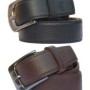 Sondagar Arts Formal Black Non leather belt, Brown Non leather Belt For Men Combo