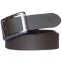 Sondagar Arts Men Formal Brown Genuine Leather Belt