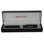 Sondagar Arts Slim Matte Black Roller Ball Pen
