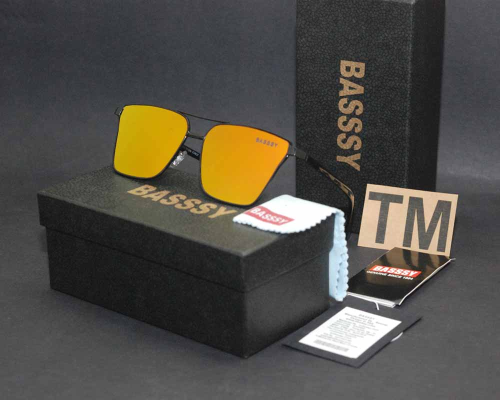 0fb1d05f96 Luxury Mirror Branded Sunglasses