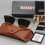 Basssy Yellow Sunglasses