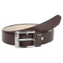 Sondagar Arts Genuine Leather Brown Stylish Men's Belt